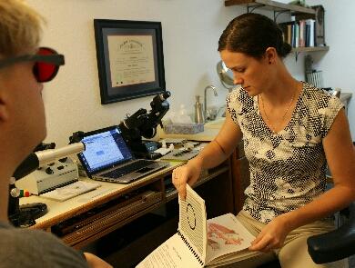 Optometric Internship